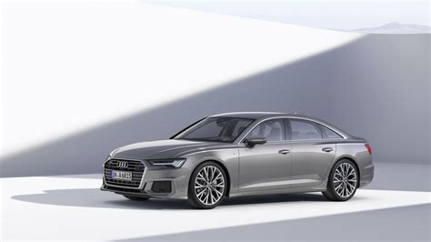 audi a 2019 2019 audi a6 unveiled mild hybrid technology striking