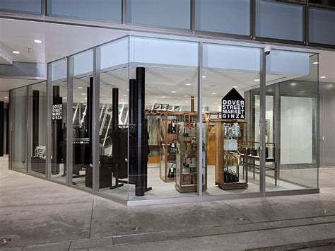 Dover Street Market Shop Interior Design in Tokyo