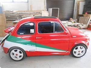 Fiat 500 Epoca Elaborate