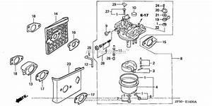 Honda Engines Gxv390 Da Engine  Jpn  Vin  Gjaa