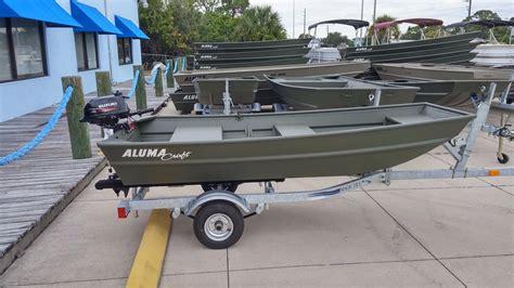 Jon Boat Trailer Motor Package by Mccall Marine Sales Brokerage Inventory