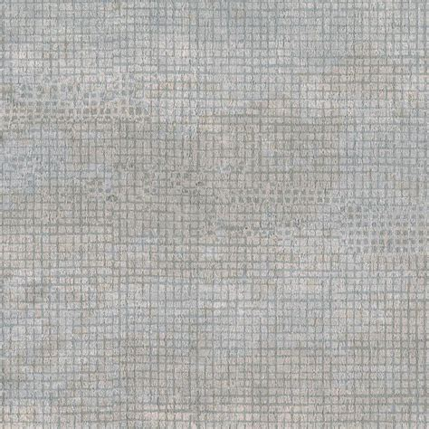 Kitchen Window Treatments Ideas - brewster grey grid texture wallpaper 3097 56 the home depot