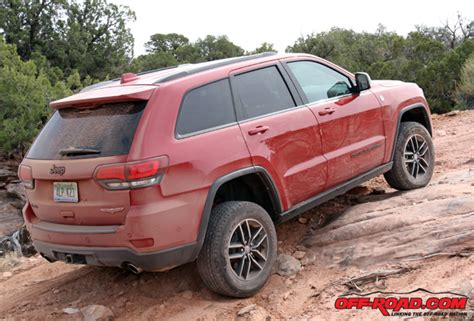 Moab Trail Ride 2017 Jeep Compass Trailhawk, Grand