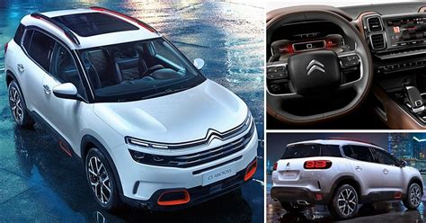 citroen  aircross suv india launch officially confirmed