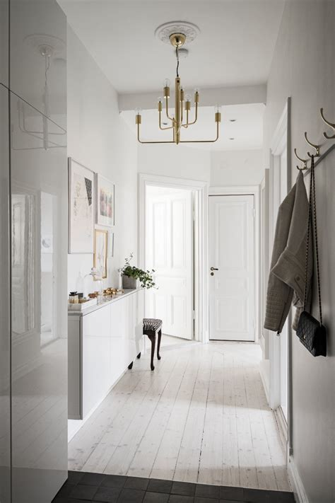 beautiful scandinavian hallway designs