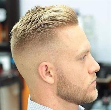 24 crew cut fade haircuts classic neat look for men