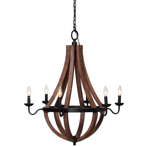 restoration hardware wine barrel chandelier copy cat chic