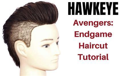 Avengers Hair Salon Fade Haircut