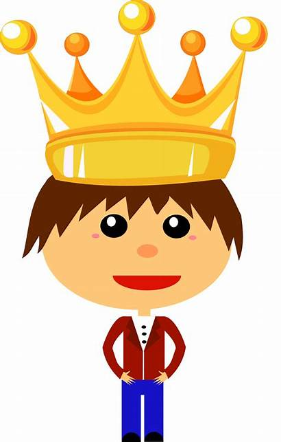 Prince Crown Clipart Boy Tiktok Transparent Svg