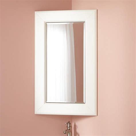 Mirrored Corner Bathroom Cabinet by Winstead Corner Medicine Cabinet Corner Medicine Cabinet