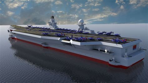 Future Aircraft Carrier Thread; Designs, Ideas