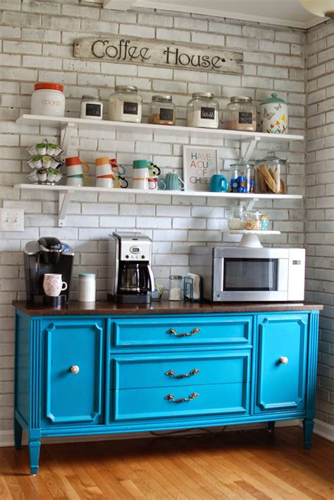 Shop for kitchen coffee bar online at target. 30 Charming DIY Coffee Station Ideas for All Coffee Lovers | Homelovr