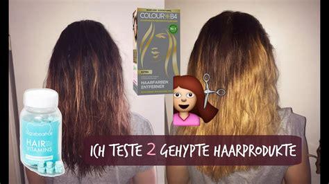 ich teste  gehypte haarprodukte sugarbearhair youtube