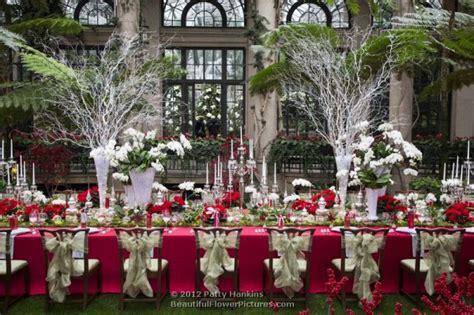 christmas  longwood gardens exhibition hall