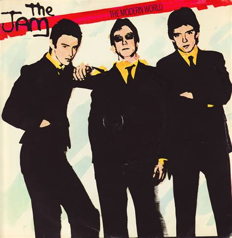 the jam the modern world at discogs