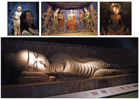 dunhuang academy   photographed  cataloged