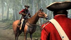 Assassin's Creed 3 PC - Ambushing General Edward Braddock ...