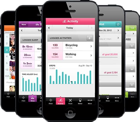 fitbit iphone fitbit s free iphone app