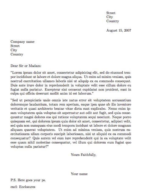 Writing A Letter In Latex  Texblog. Curriculum Vitae Modelo Ue. Resume Help New York City. Resume Free Format Download. Cover Letter For Internship Business Development