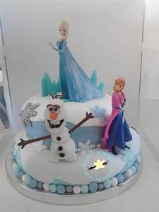 Gâteau Reine Des Neiges : g teau reine des neiges par faim de vanille ~ Farleysfitness.com Idées de Décoration