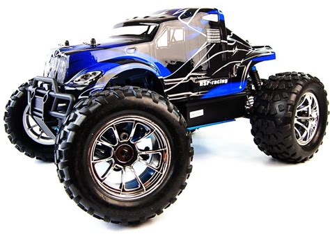 voiture thermique a monter hsp bug crusher truck thermique rc 1 10 4 roues motrices modelisme rc