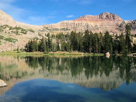 Scow Lake Uintas by Mcpheters Lakes Uintas Backcountry Post