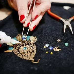 atelier creation bijoux nantes rennes la cabane a perles With création de bijoux