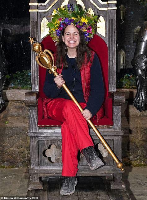 I'm A Celebrity UK winner Giovanna Fletcher says school ...