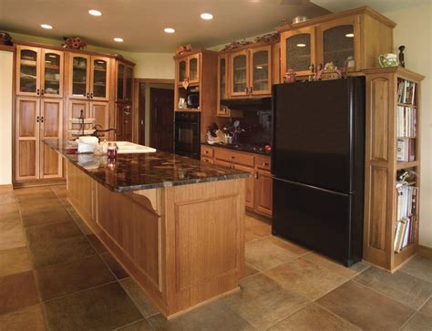 kitchen colors with floors hickory cabinets with granite countertops yelp 8228