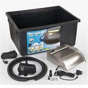Lame D Eau Bassin : d couvrez la lame d 39 eau nevada 30 cm avec led et bassin ~ Premium-room.com Idées de Décoration