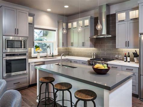 kitchen faucet industrial 25 best ideas about gray quartz countertops on