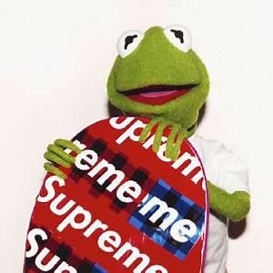 kermit the frog supreme | Tumblr
