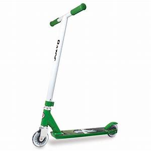 Razor Pro X Scooter - Green and White | IWOOT