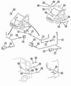 Dodge Sprinter Wiring  Mirror Jumper  Nafta