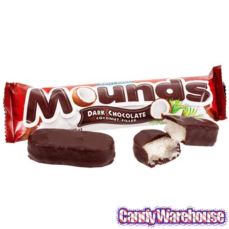 Mounds Candy Bars: 36-Piece Box | CandyWarehouse.com