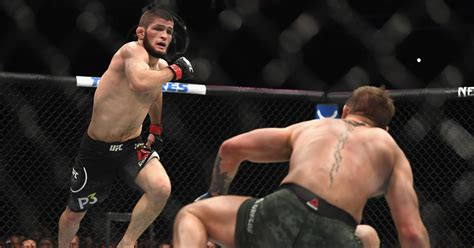 conor mcgregor  khabib nurmagomedov russian delivers
