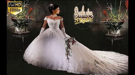 beautiful  elegant wedding dresses gowns