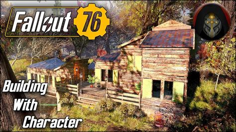 cabin  character fallout  camp building guide