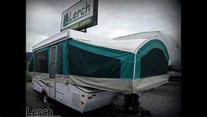 Used coachmen viking epic st pop up camper rv for