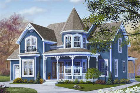Viktorianisches Haus Bauen by Style House Plan 3 Beds 2 50 Baths 2590 Sq Ft