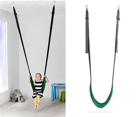 balançoire d intérieur pour enfant