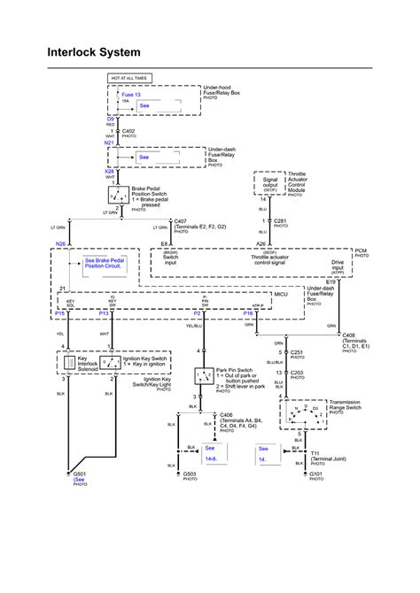 repair guides wiring diagrams wiring diagrams 68 of 136 autozone