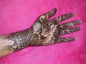 50 Most Popular Mehndi Designs For Hands With Pictures ...