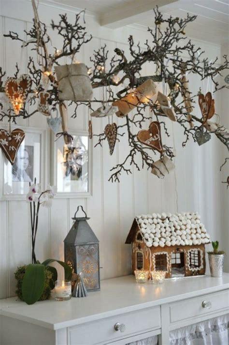 weihnachtsschmuck im skandinavischen stil  ideen wie