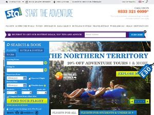 45492 Sta Travel Uk Promo Code by Sta Travel Uk Discount Voucher Codes 2019 For Www