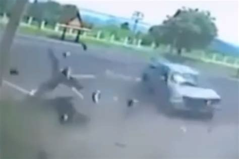 Chilling Video 'shows Woman's Soul Leaving Her Body After