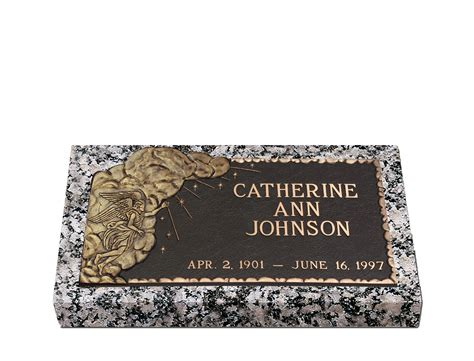 devotions of bronze grave marker lovemarkers
