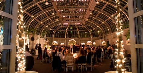 new york botanical garden wedding cost botanical garden patina catering