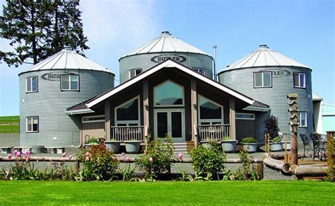 How To Build A Grain Bin House Sanitred®