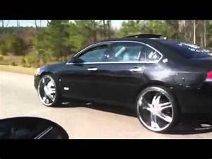 Impala ss on 24's - YouTube